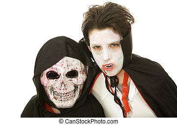 Halloween Kids - Scary