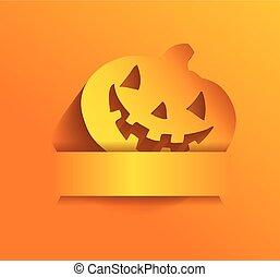 halloween, märke