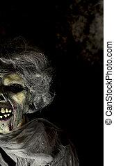 halloween, monster., undead
