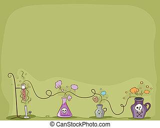 Halloween Potion - Halloween Illustration Featuring...