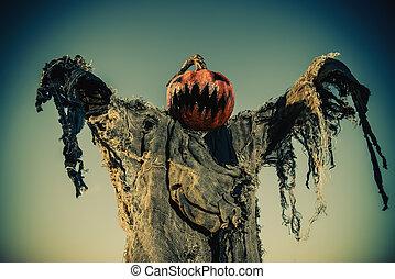 halloween scary legend