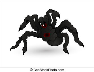 Halloween Scary Spider
