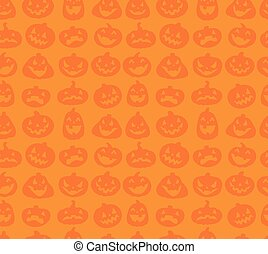 Halloween seamless background