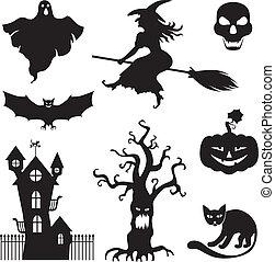 Halloween set
