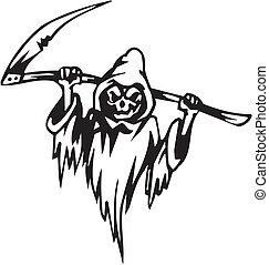 Halloween Set - vector illustration