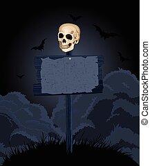 halloween, signe