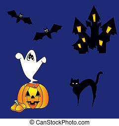 Halloween Spiderweb Background