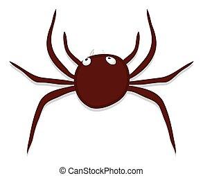Halloween Spooky Spider
