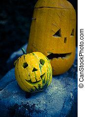 halloween, swojski, dynia