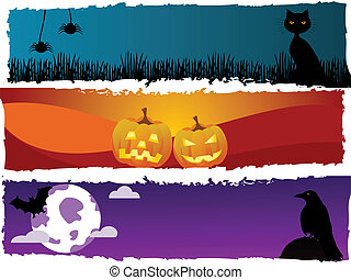 halloween, temas