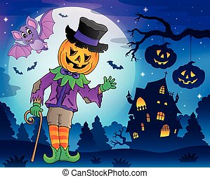 Halloween theme figure image 5