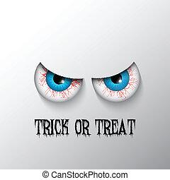 halloween, truc, behandelen, achtergrond, 2508, of