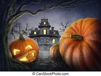 halloweenkuerbis