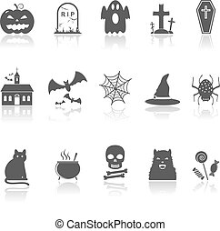 Hallowen Icons