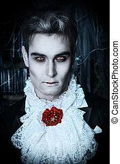 hallowin vampire