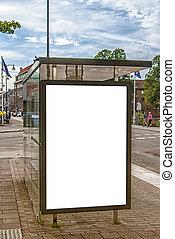 Halmstad Bus Stop