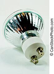 Halogen lamp - Old GU10 standard halogen bulb