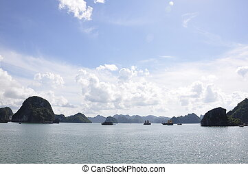 Halong Bay Sea View
