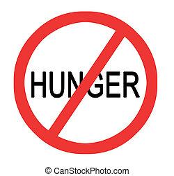 halt, hunger!
