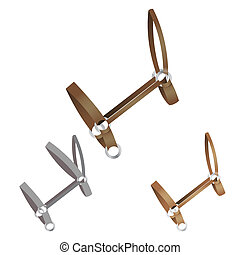 Halter - Ammunition for horses - halters in 3 colors....