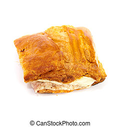 ham and cheese pastry