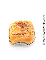 ham cheese bun