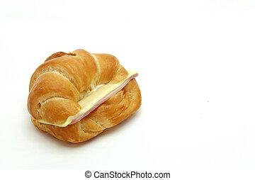 Ham Cheese croissant
