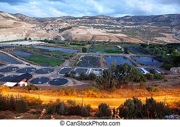 Hamat Gader, north Israel - north Israel