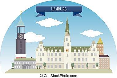 Hamburg, Germany. For you design