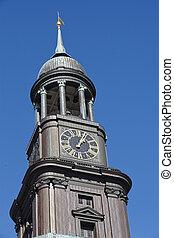 Hamburg - Michel (St. Michaelis Church)