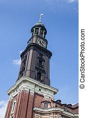 Hamburg St. Michaelis Church