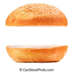 hamburger bun
