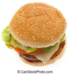 hamburger, completo