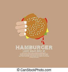 Hamburger.