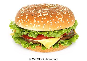 hamburguesa, grande