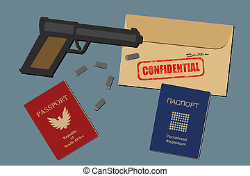 hamisít, útlevél