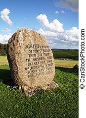 hamlet grave prince - hamlets grave in denmark. The real...