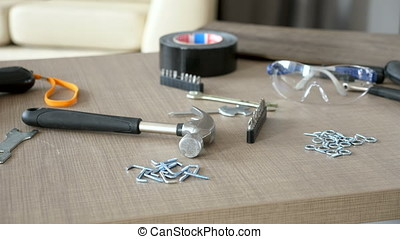 Hammer, electric screwdriver and other assembling equipment...