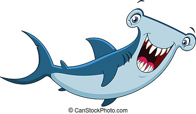 hammerhead サメ