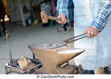 hammering the hoof