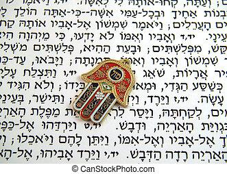 hamsa, kabbalah, 祝你好運!