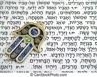 hamsa, kabbalah, 運, よい
