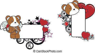 Backgroun dessin anim hamster valentin format - Hamster dessin anime ...