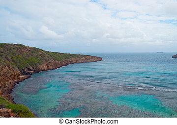 Hanauma Bay, Oahu Island, Hawaii
