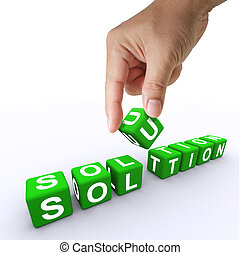 3d word Solution