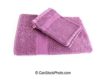 Hand and body towel