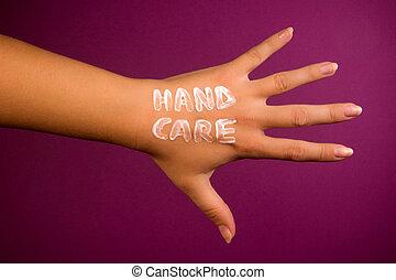 hand care hand cream