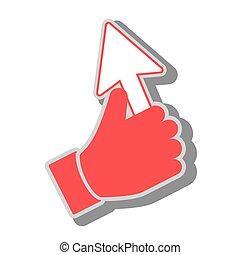 hand click cursor
