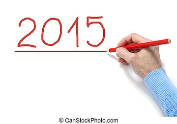 Hand drawing 2015