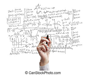 drawing mathematical formulas